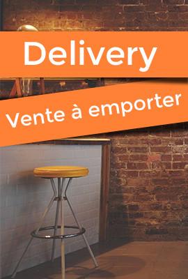 Delivery - Vente à emporter
